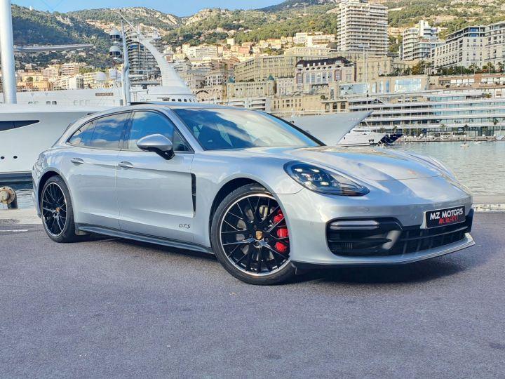 Porsche Panamera GTS SPORT TURISMO Gris Dolomite Occasion - 6