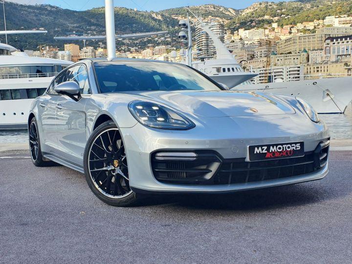 Porsche Panamera GTS SPORT TURISMO Gris Dolomite Occasion - 7