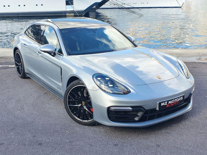 Porsche Panamera GTS SPORT TURISMO Gris Dolomite Occasion - 8