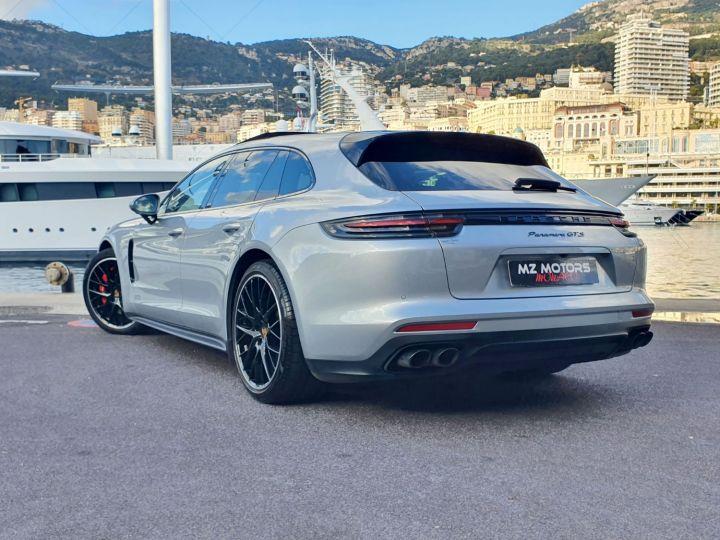 Porsche Panamera GTS SPORT TURISMO Gris Dolomite Occasion - 16
