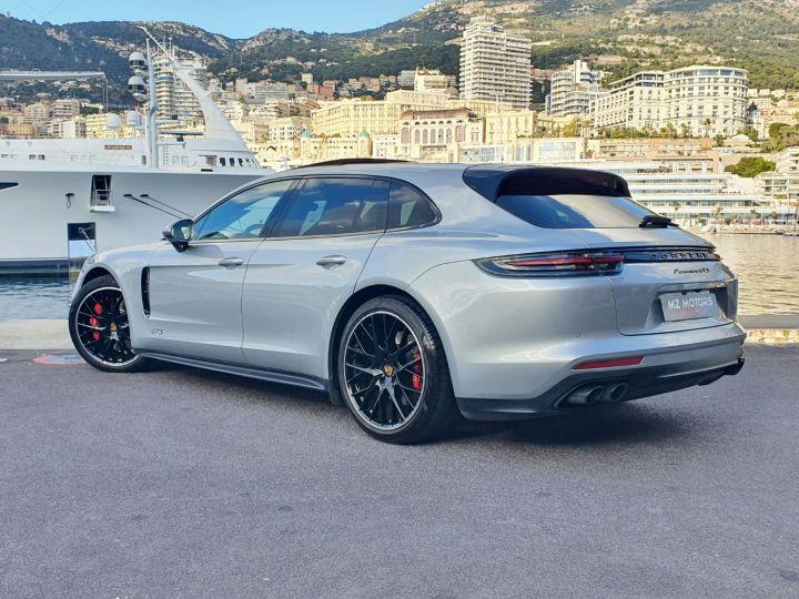 Porsche Panamera GTS SPORT TURISMO Gris Dolomite Occasion - 15