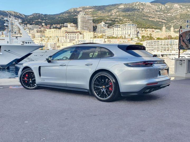 Porsche Panamera GTS SPORT TURISMO Gris Dolomite Occasion - 13