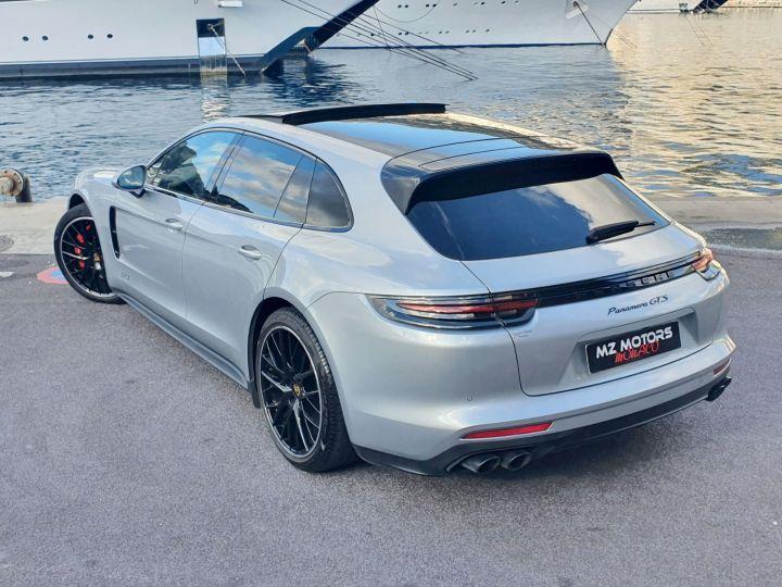 Porsche Panamera GTS SPORT TURISMO Gris Dolomite Occasion - 14