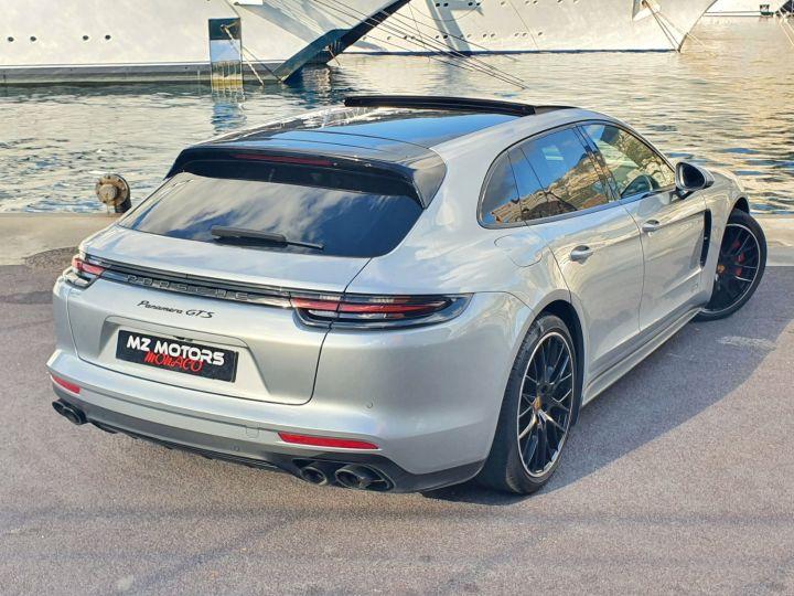 Porsche Panamera GTS SPORT TURISMO Gris Dolomite Occasion - 9