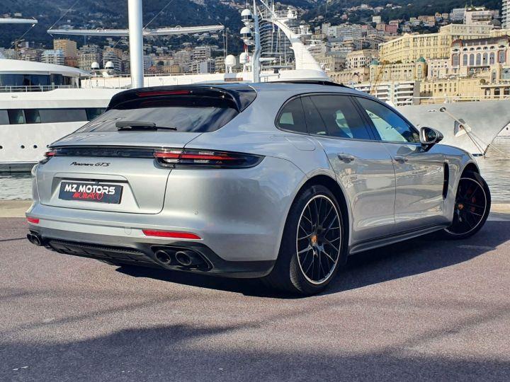 Porsche Panamera GTS SPORT TURISMO Gris Dolomite Occasion - 10