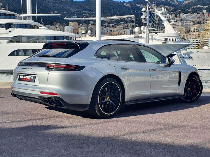 Porsche Panamera GTS SPORT TURISMO Gris Dolomite Occasion - 11