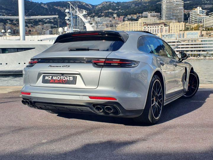 Porsche Panamera GTS SPORT TURISMO Gris Dolomite Occasion - 12