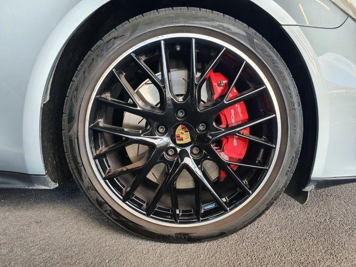 Porsche Panamera GTS SPORT TURISMO Gris Dolomite Occasion - 17
