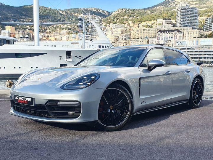 Porsche Panamera GTS SPORT TURISMO Gris Dolomite Occasion - 1