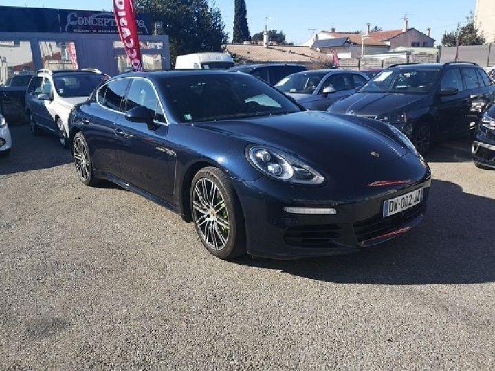 Porsche Panamera HYBRIDE BLEU FONCE Occasion - 1