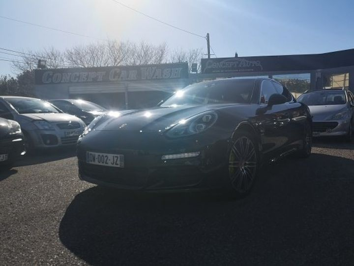 Porsche Panamera HYBRIDE BLEU FONCE Occasion - 2