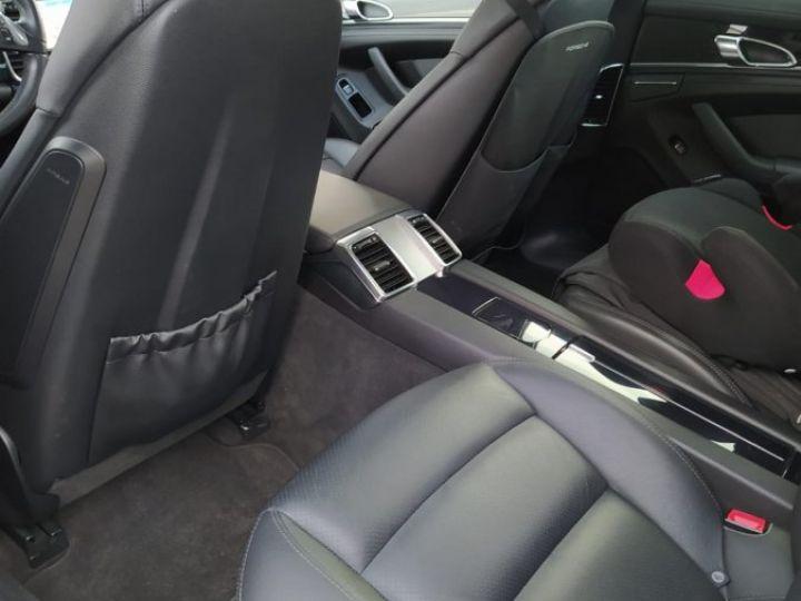 Porsche Panamera I (970) 3.6 V6 PDK 300cv  *Toit pano - cuir - Porsche Approved* Noire - 13