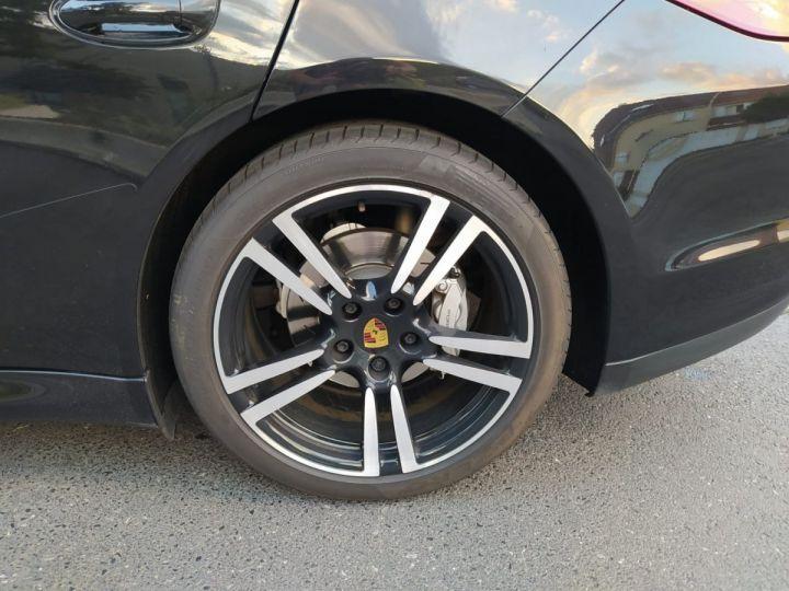 Porsche Panamera I (970) 3.6 V6 PDK 300cv  *Toit pano - cuir - Porsche Approved* Noire - 17