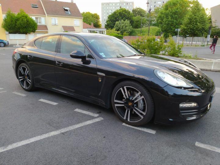 Porsche Panamera I (970) 3.6 V6 PDK 300cv  *Toit pano - cuir - Porsche Approved* Noire - 19