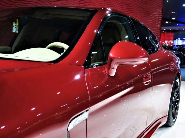Porsche Panamera I (970) S PDK 4.8 V8 400cv *Cuir beige - Pack Sport - Toit Pano* Livraison et garantie 12 mois Rouge rubis - 10
