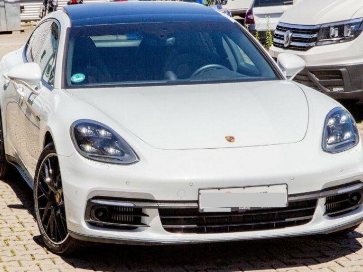 Porsche Panamera II SPORT TURISMO 4 E-HYBRID(01/2018) blanc métal - 1