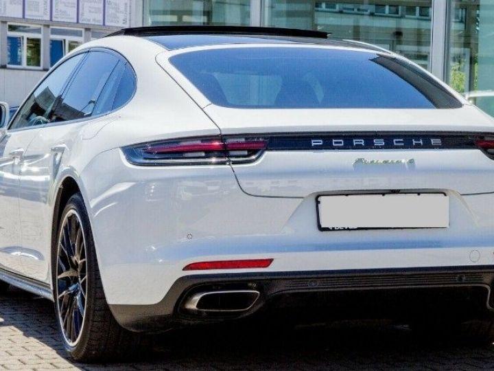 Porsche Panamera II SPORT TURISMO 4 E-HYBRID(01/2018) blanc métal - 2