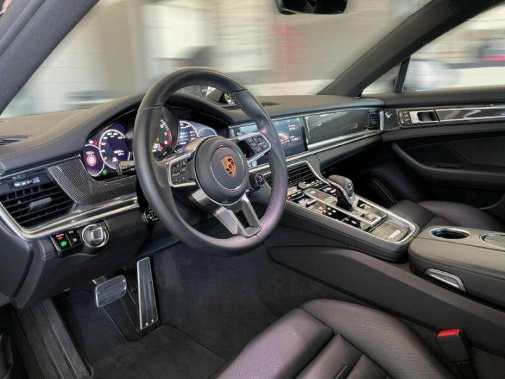 Porsche Panamera Panamera 4 E-Hybrid  gris volcanique métallisé - 5