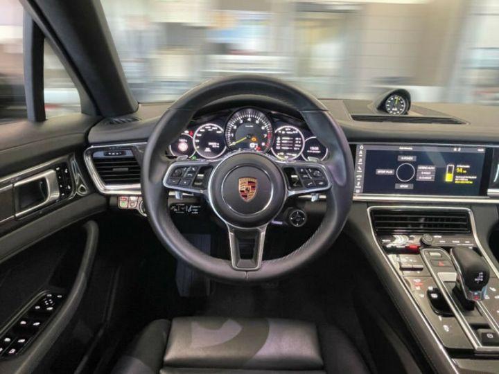 Porsche Panamera Panamera 4 E-Hybrid  gris volcanique métallisé - 6