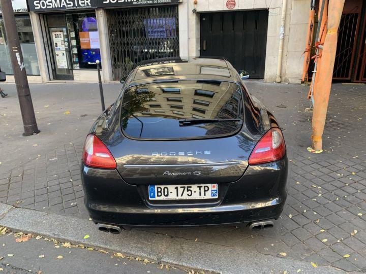 Porsche Panamera Panamera 4 S  Gris anthracite  Occasion - 3