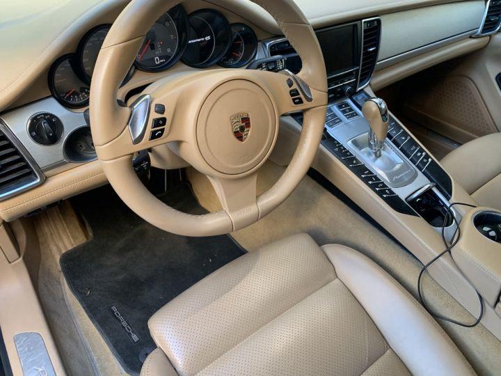 Porsche Panamera Panamera 4 S  Gris anthracite  Occasion - 4
