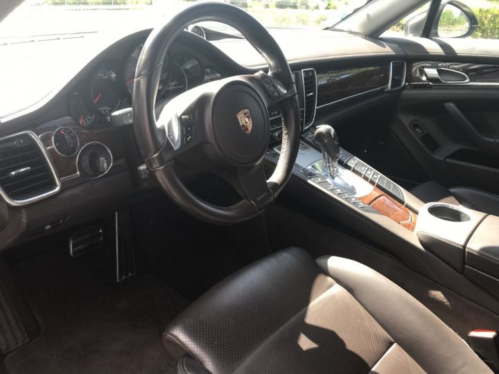 Porsche Panamera Porsche panamera 4.8 v8 400 4s  Marron métal - 7