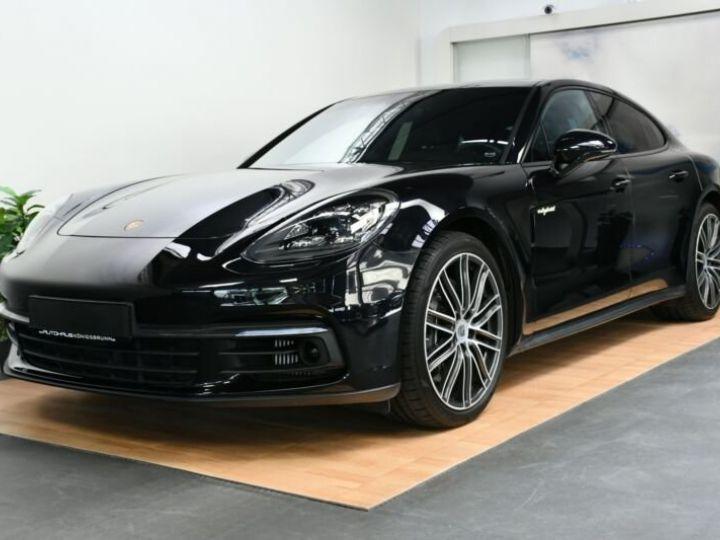 Porsche Panamera Porsche Panamera 4 E-Hybrid 21 pouces noir jais métallisé  - 1