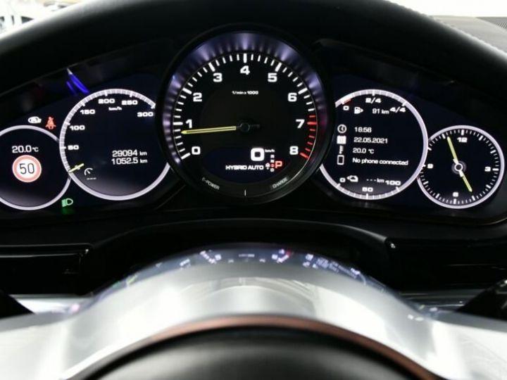 Porsche Panamera Porsche Panamera 4 E-Hybrid 21 pouces noir jais métallisé  - 10