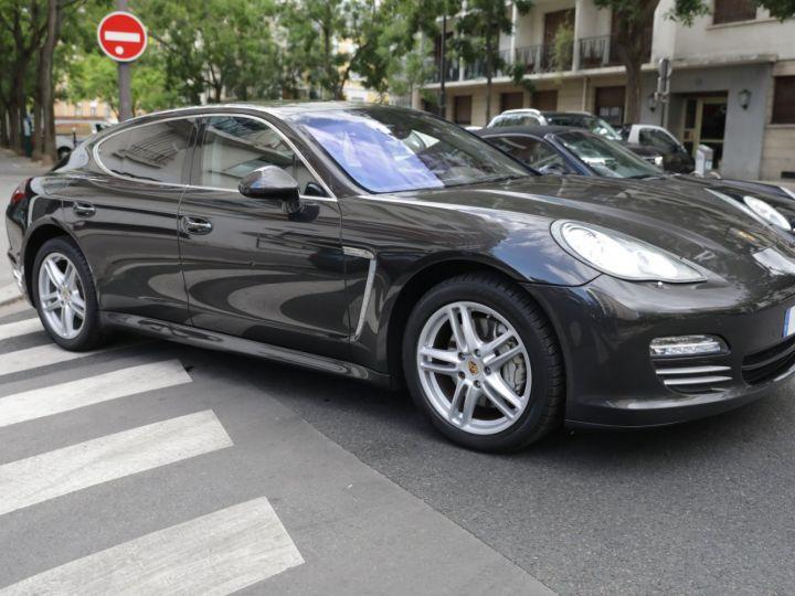 Porsche Panamera PORSCHE PANAMERA 4S PDK 400CV Gris Carbone - 3