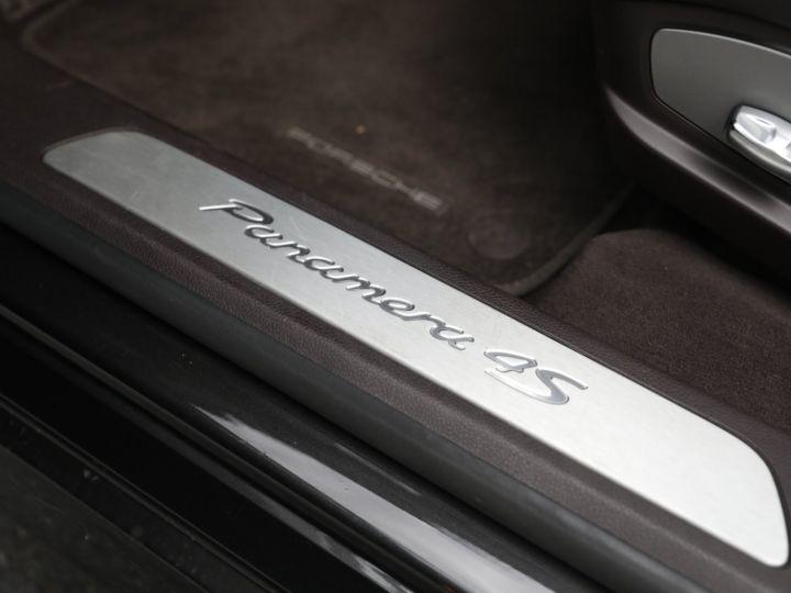 Porsche Panamera PORSCHE PANAMERA 4S PDK 400CV Gris Carbone - 14