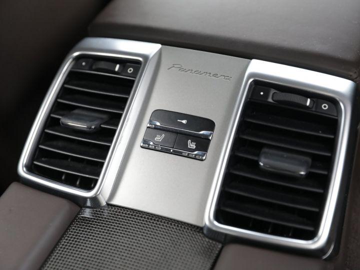 Porsche Panamera PORSCHE PANAMERA 4S PDK 400CV Gris Carbone - 33