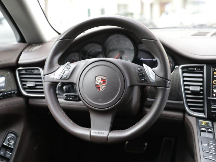 Porsche Panamera PORSCHE PANAMERA 4S PDK 400CV Gris Carbone - 36