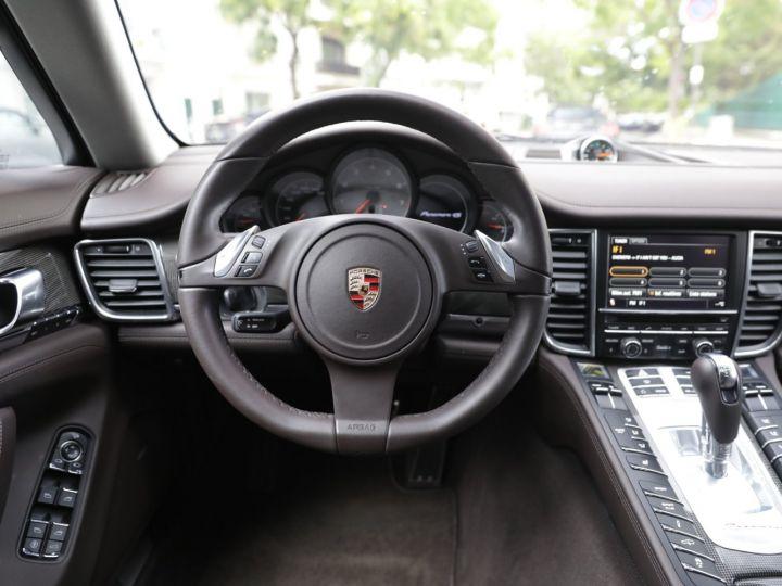Porsche Panamera PORSCHE PANAMERA 4S PDK 400CV Gris Carbone - 38