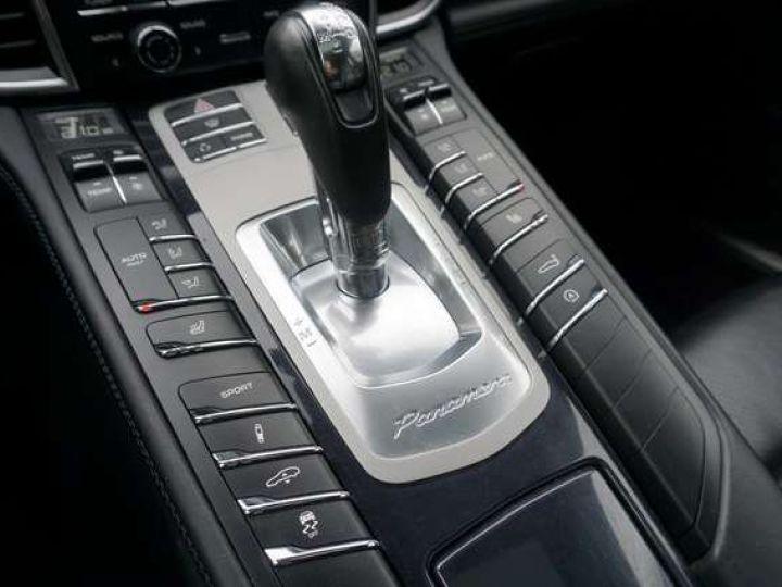 Porsche Panamera Porsche Panamera I (970) 4 PDK Platinum Ed. *4x4-Toit pano-Xenon-Pack Sport-Bose* Livrée et garantie 12 mois Gris carbone métallisé - 7