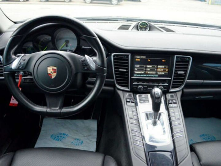 Porsche Panamera Porsche Panamera I (970) S E-Hybrid T.PANO Garantie 12 mois * Livrée Gris Foncé - 3