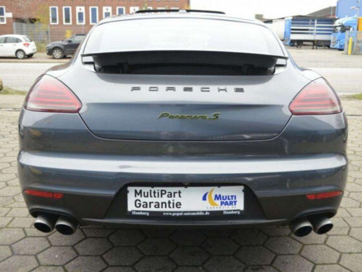 Porsche Panamera Porsche Panamera I (970) S E-Hybrid T.PANO Garantie 12 mois * Livrée Gris Foncé - 11