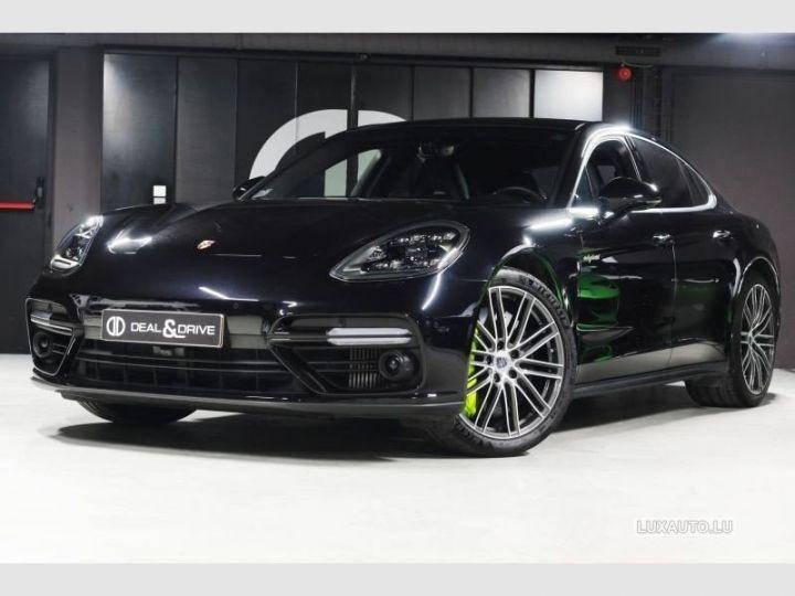 Porsche Panamera Porsche Panamera II 4.0 V8 680ch Turbo S E-Hybrid/ Toit Pano/Garantie 12 Mois TTC Livré clés en Main Noir Métal - 1