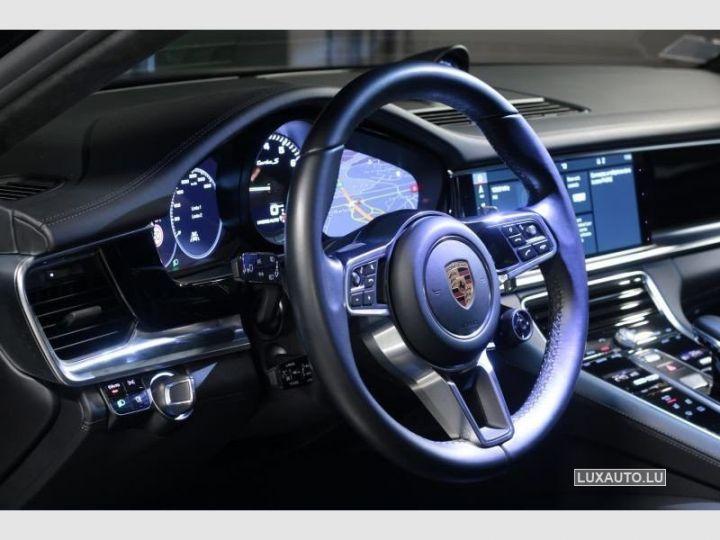 Porsche Panamera Porsche Panamera II 4.0 V8 680ch Turbo S E-Hybrid/ Toit Pano/Garantie 12 Mois TTC Livré clés en Main Noir Métal - 2