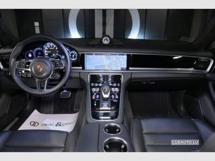 Porsche Panamera Porsche Panamera II 4.0 V8 680ch Turbo S E-Hybrid/ Toit Pano/Garantie 12 Mois TTC Livré clés en Main Noir Métal - 4