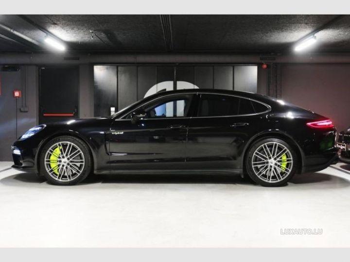 Porsche Panamera Porsche Panamera II 4.0 V8 680ch Turbo S E-Hybrid/ Toit Pano/Garantie 12 Mois TTC Livré clés en Main Noir Métal - 10