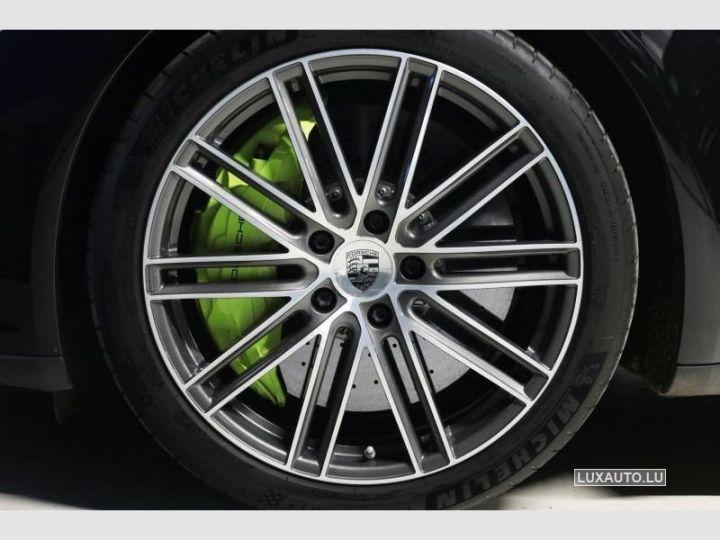 Porsche Panamera Porsche Panamera II 4.0 V8 680ch Turbo S E-Hybrid/ Toit Pano/Garantie 12 Mois TTC Livré clés en Main Noir Métal - 14