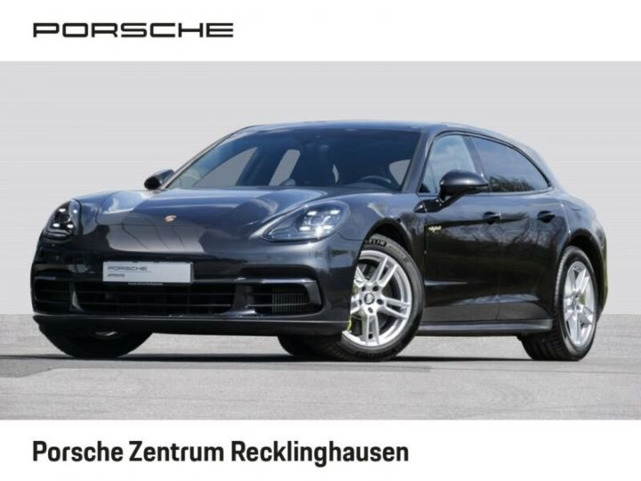 Porsche Panamera Porsche Panamera Sport Gran Turismo 4 E-Hybride  Gris Foncé - 1