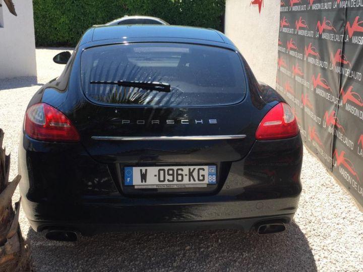 Porsche Panamera Porsche Panamera V6 3.0 250 Diesel Bose Toit Ouvrant Attelage Jantes Turbo 20' Garantie 10 MOIS Noir - 3