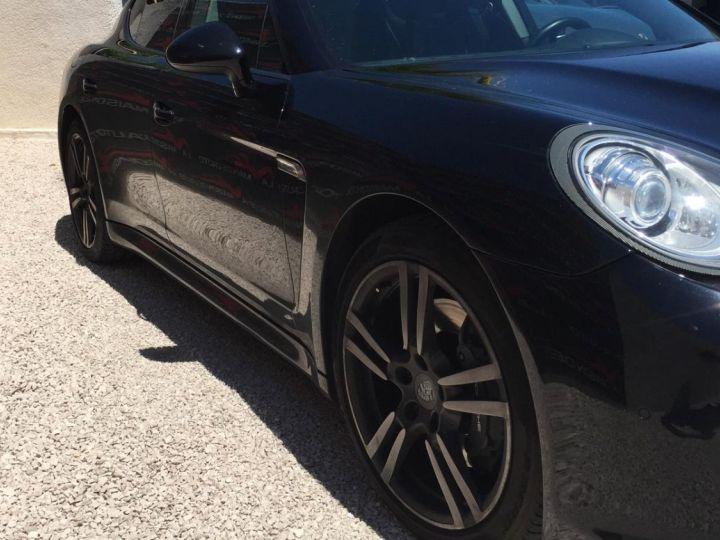 Porsche Panamera Porsche Panamera V6 3.0 250 Diesel Bose Toit Ouvrant Attelage Jantes Turbo 20' Garantie 10 MOIS Noir - 2