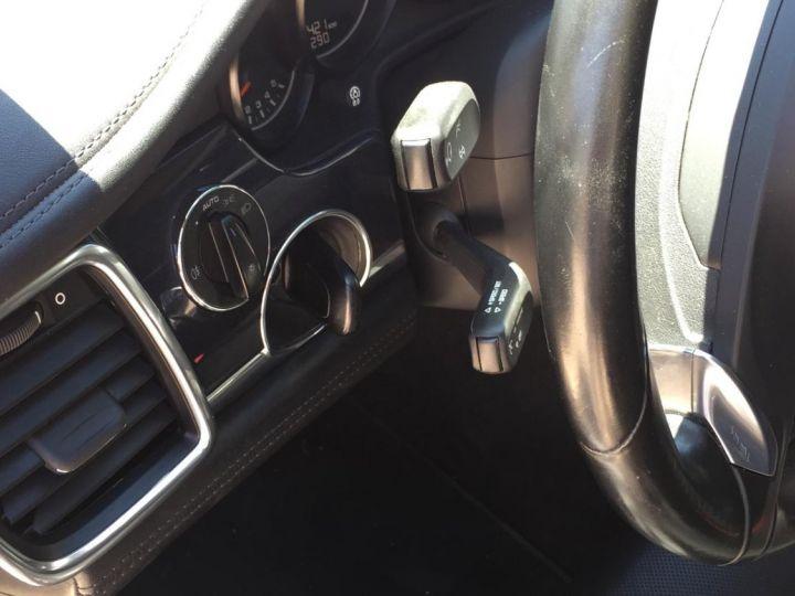 Porsche Panamera Porsche Panamera V6 3.0 250 Diesel Bose Toit Ouvrant Attelage Jantes Turbo 20' Garantie 10 MOIS Noir - 8