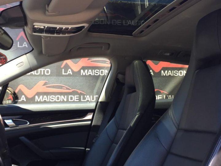 Porsche Panamera Porsche Panamera V6 3.0 250 Diesel Bose Toit Ouvrant Attelage Jantes Turbo 20' Garantie 10 MOIS Noir - 5
