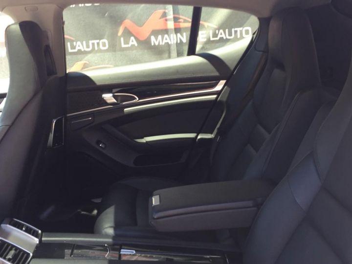 Porsche Panamera Porsche Panamera V6 3.0 250 Diesel Bose Toit Ouvrant Attelage Jantes Turbo 20' Garantie 10 MOIS Noir - 6