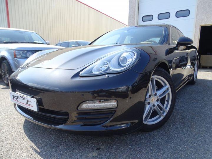 Porsche Panamera S 4.8L V8 400PS PDK/Jtes 19 PDC BIXENON PCM REGULATEUR gris carobinio met - 1