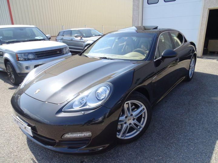 Porsche Panamera S 4.8L V8 400PS PDK/Jtes 19 PDC BIXENON PCM REGULATEUR gris carobinio met - 2
