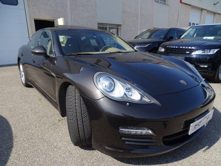 Porsche Panamera S 4.8L V8 400PS PDK/Jtes 19 PDC BIXENON PCM REGULATEUR gris carobinio met - 4